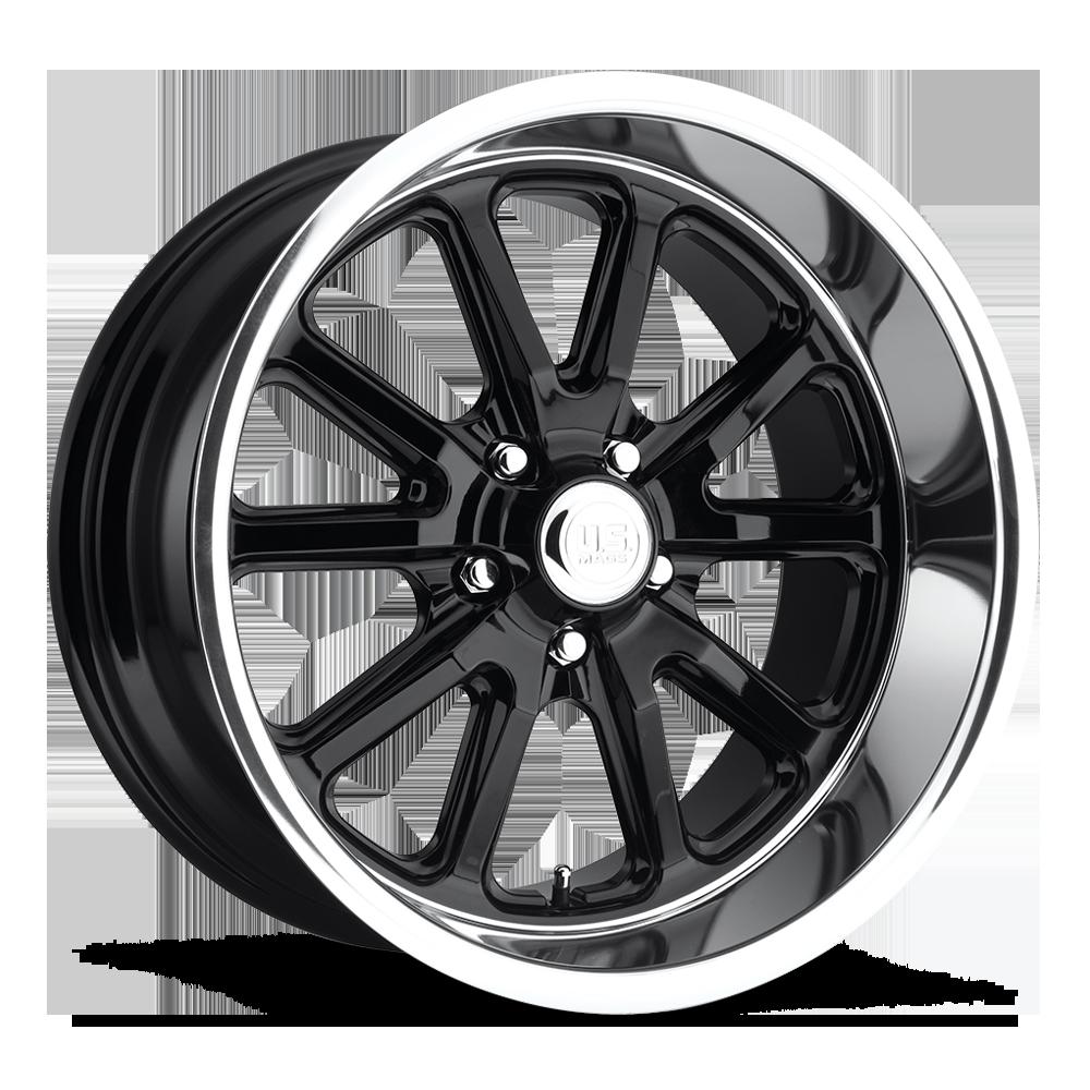 Us Mags Rambler U121 Wheels Socal Custom Wheels