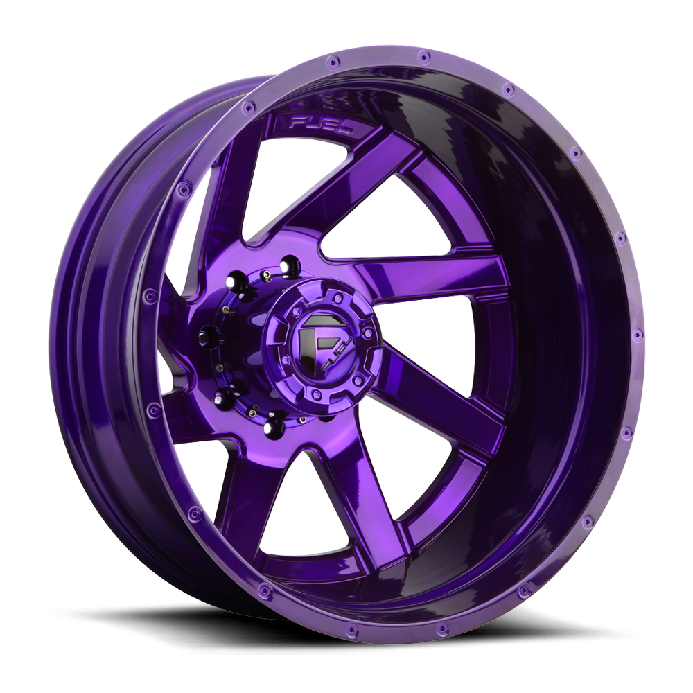 Fuel Dually Wheels Renegade Dually Rear D265 Wheels
