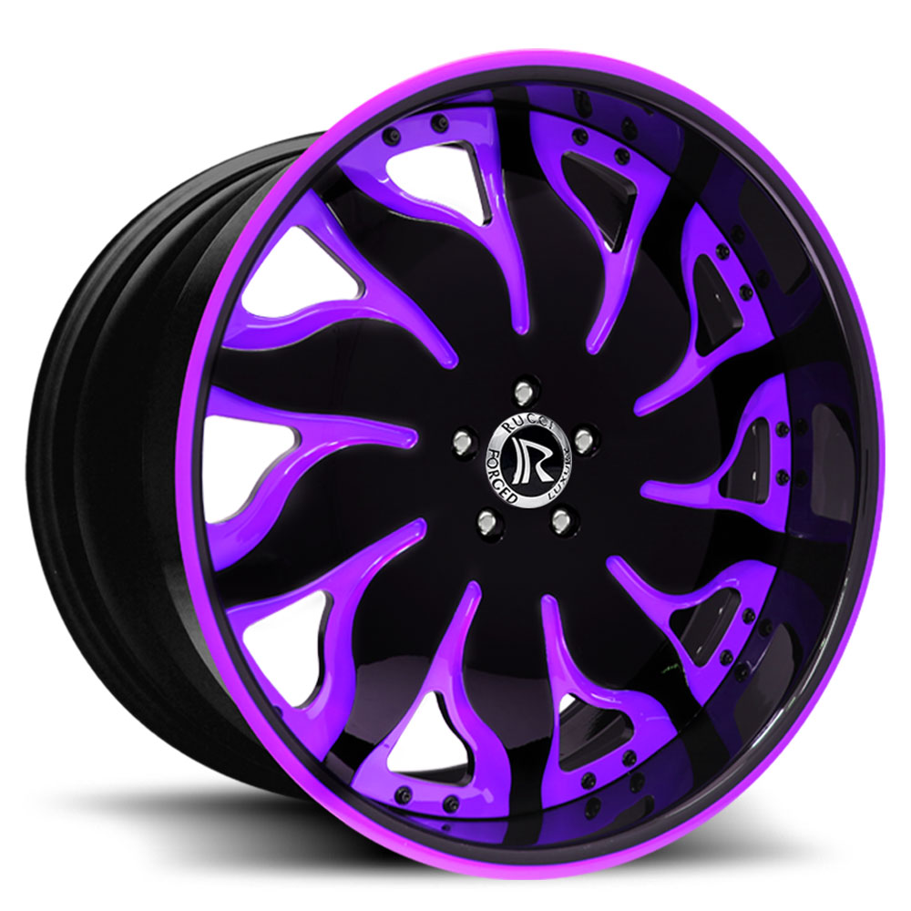 Rucci Forged Solare Wheels