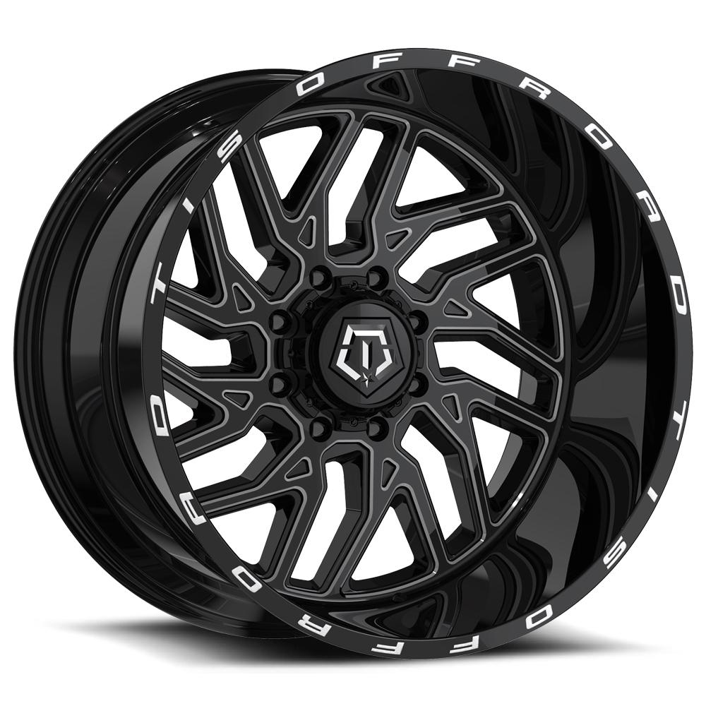TIS 544 Wheels