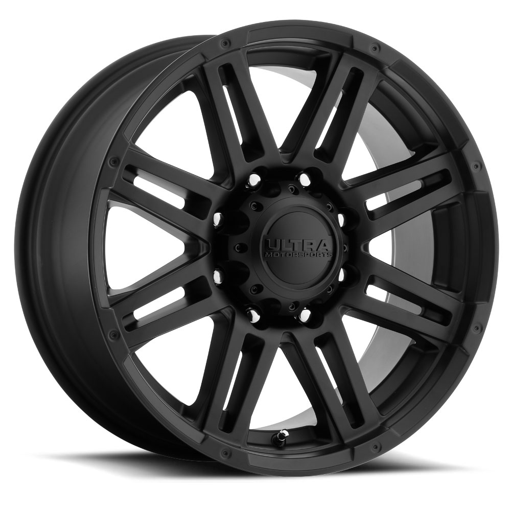 Ultra Motorsports 226 Machine Wheels Socal Custom Wheels