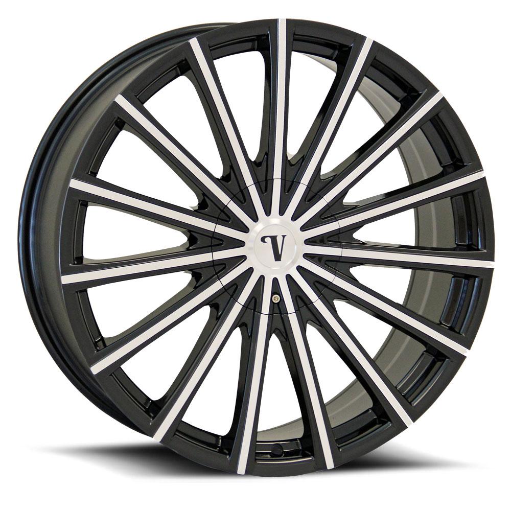 14 Inch Tires >> Velocity Wheels VW10 Wheels | SoCal Custom Wheels
