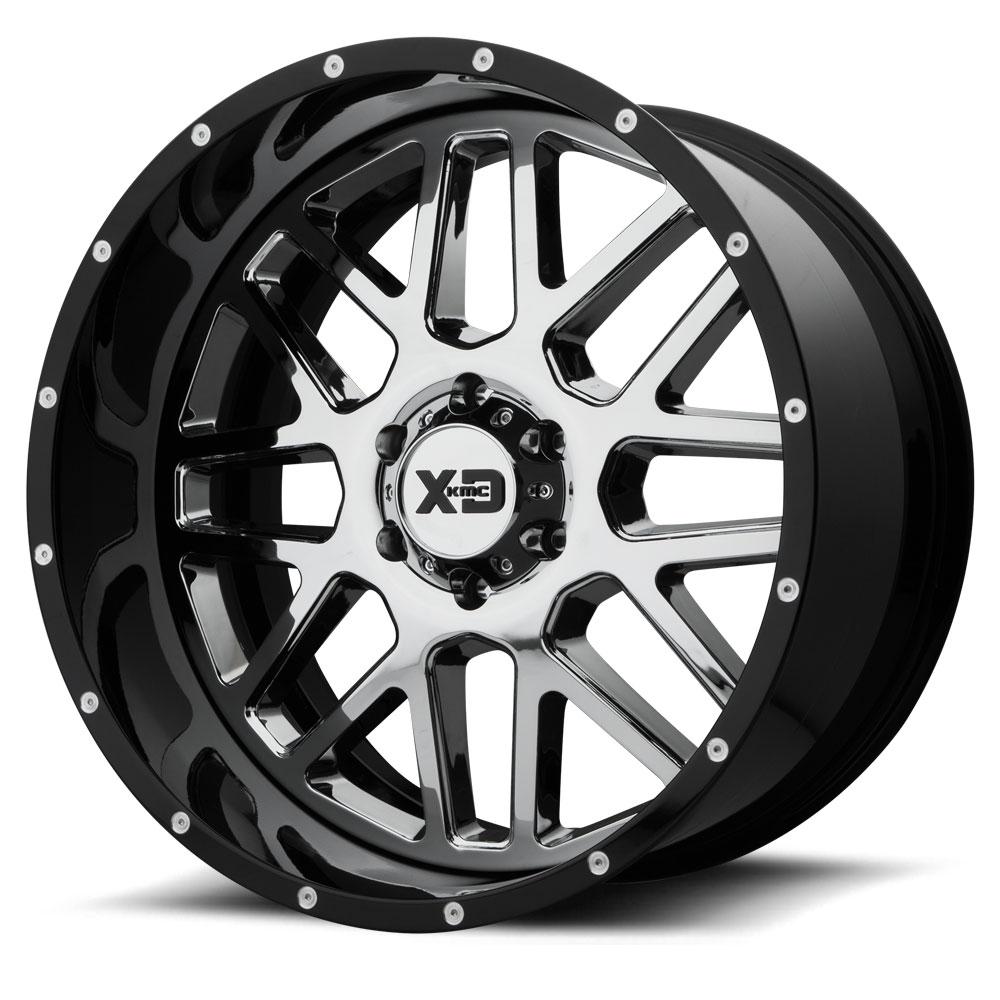 Xd Series By Kmc Xd201 Grenade Wheels Socal Custom Wheels