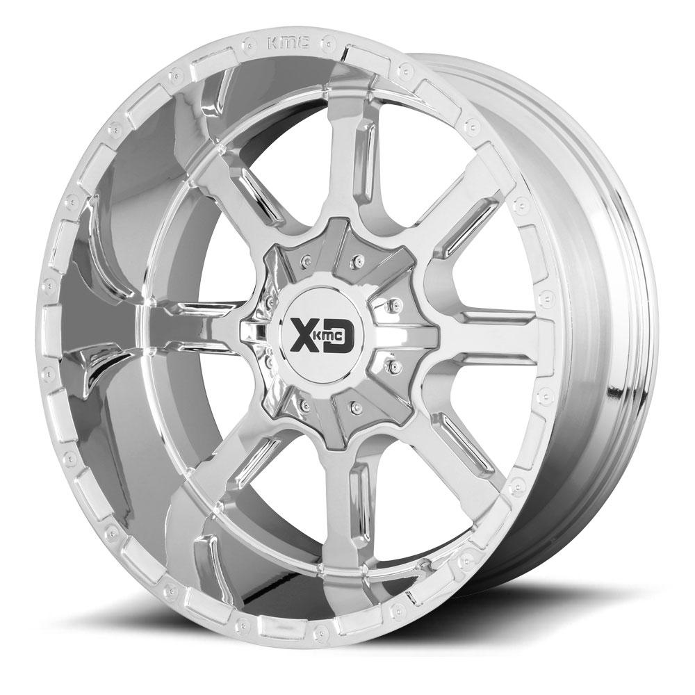 XD Series by KMC XD838 Wheels   SoCal Custom Wheels