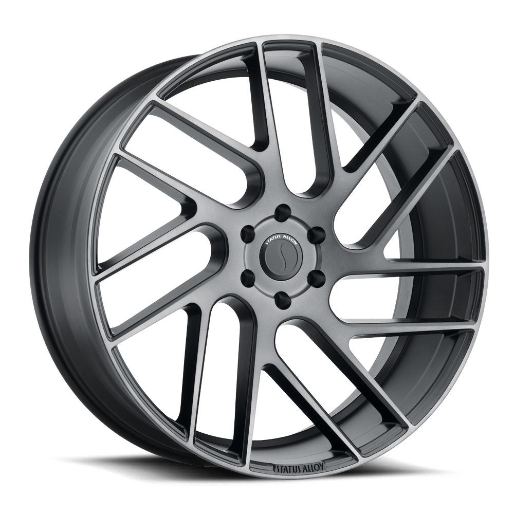 Status Wheels Juggernaut Wheels Socal Custom Wheels
