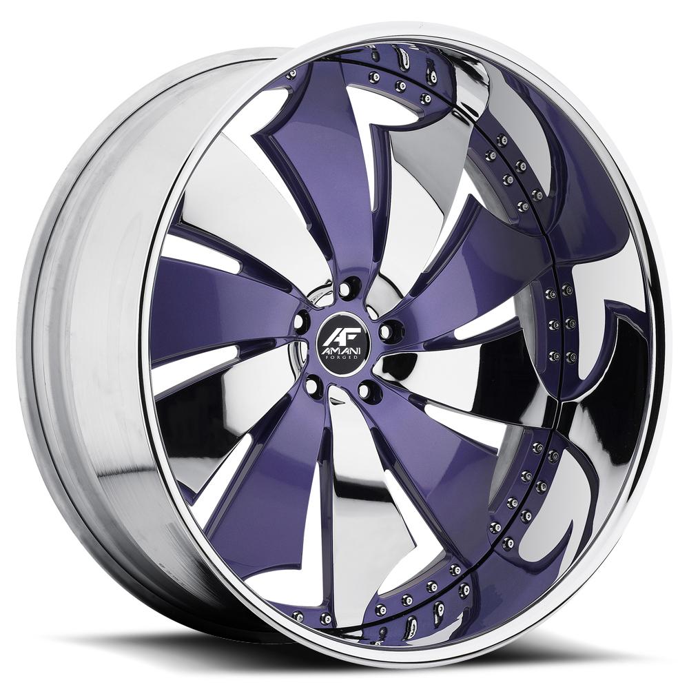 Amani Wheels Delo Wheels Socal Custom Wheels