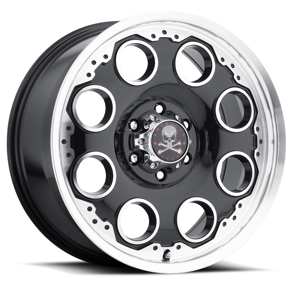 American Outlaw Patrol Wheels >> American Outlaw Patrol (S107) Wheels | SoCal Custom Wheels