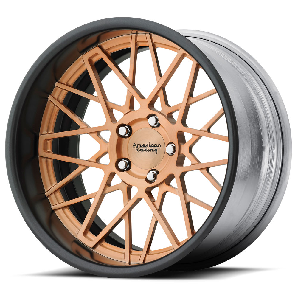 American Racing Custom Wheels Vf502 Cross Up Wheels