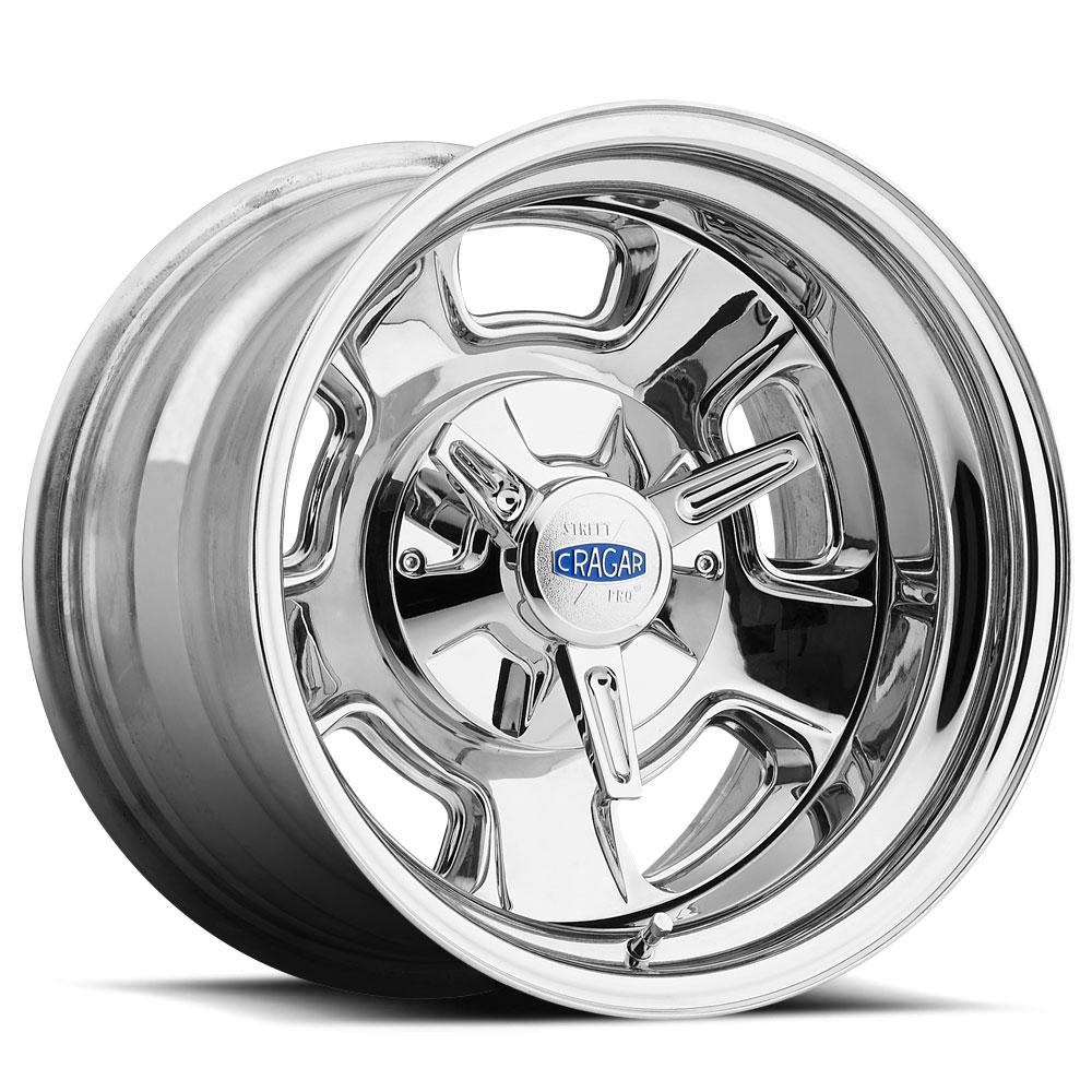 Cragar Series 390c Street Pro Wheels Socal Custom Wheels