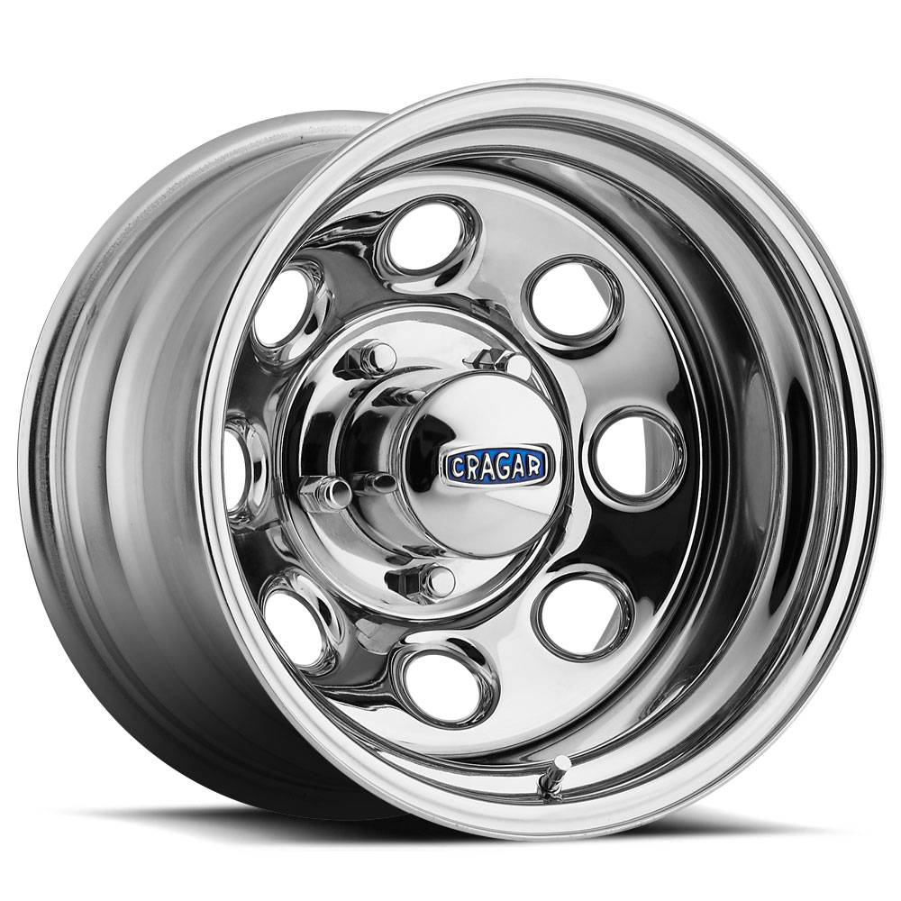 5 LUG SERIES 398 SOFT 8 CHROME PLATED 5 LUG CHROME PLATED ...