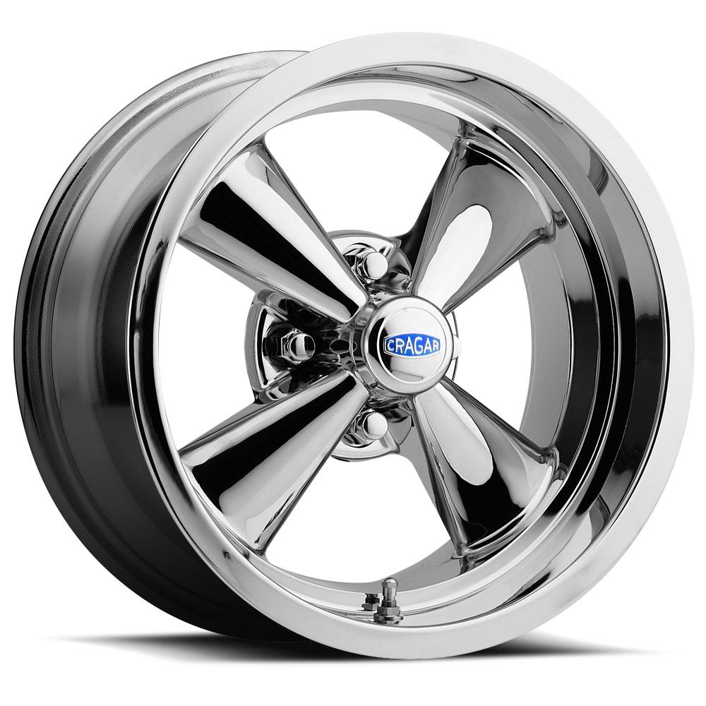 Cragar Series 401C Golf Cart S/S Wheels | SoCal Custom Wheels