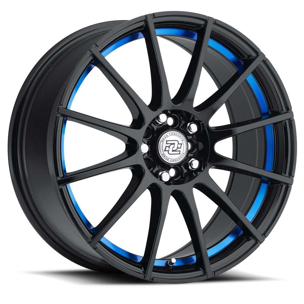 Drag Concepts R16 Wheels Socal Custom Wheels