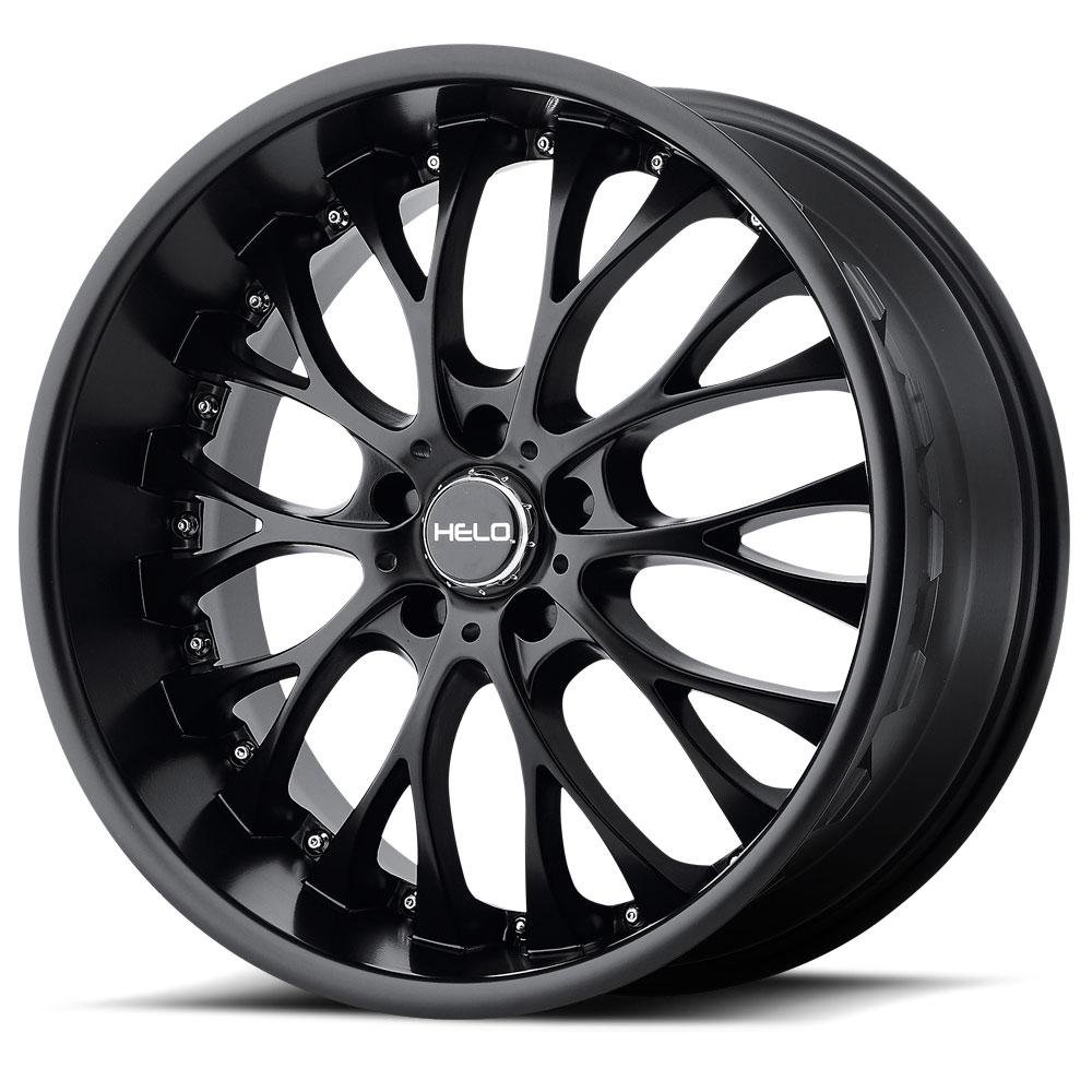 Helo Wheels He890 Wheels Socal Custom Wheels