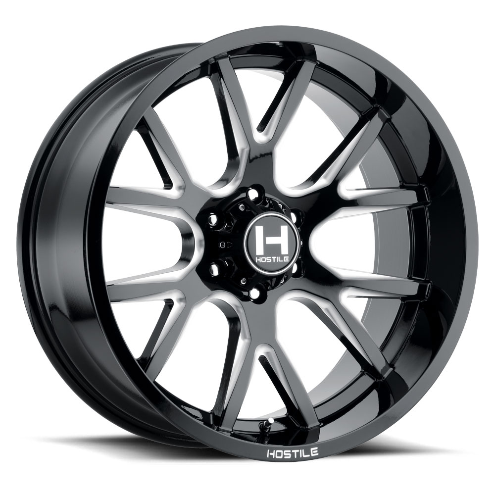 Hostile H113 RAGE (6L) Wheels | SoCal Custom Wheels