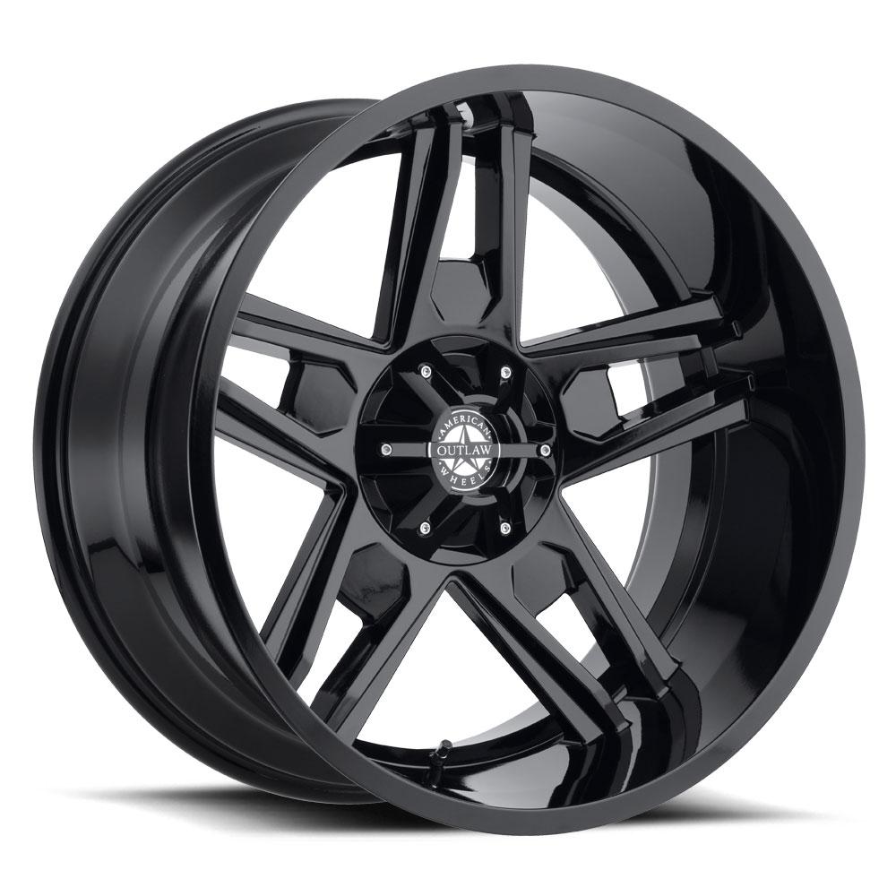 American Outlaw Lonestar Wheels | SoCal Custom Wheels