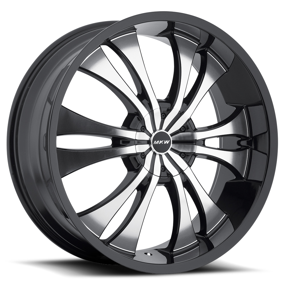 MKW M114 Wheels | SoCal Custom Wheels