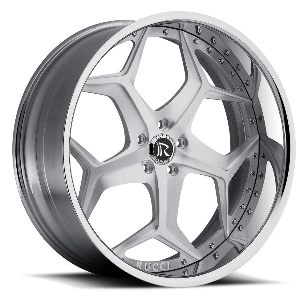 Rucci Forged Veneno Wheels Socal Custom Wheels