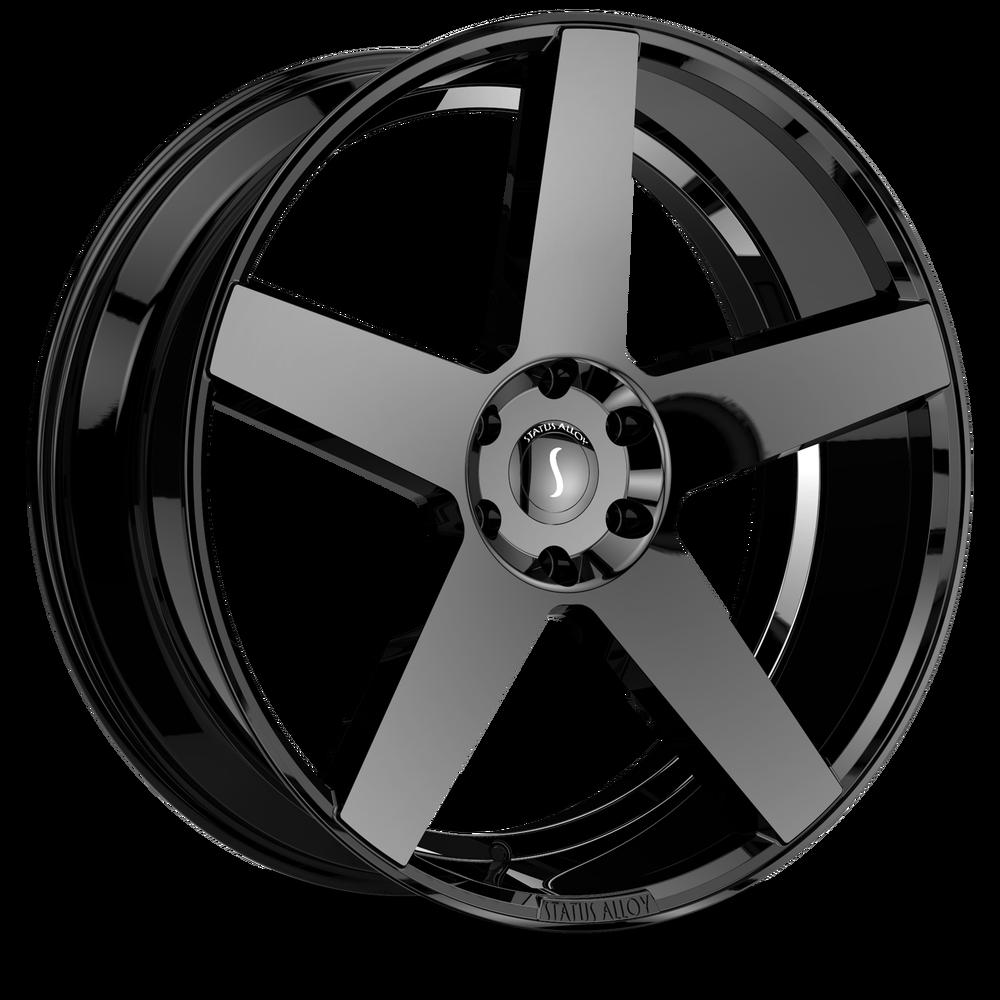 Status Wheels S839 Empire Wheels Socal Custom Wheels