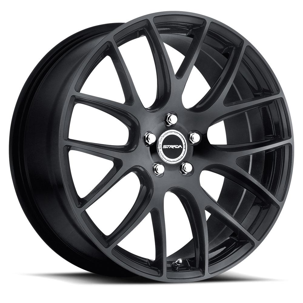 Strada Wheels Fuso Wheels | SoCal Custom Wheels