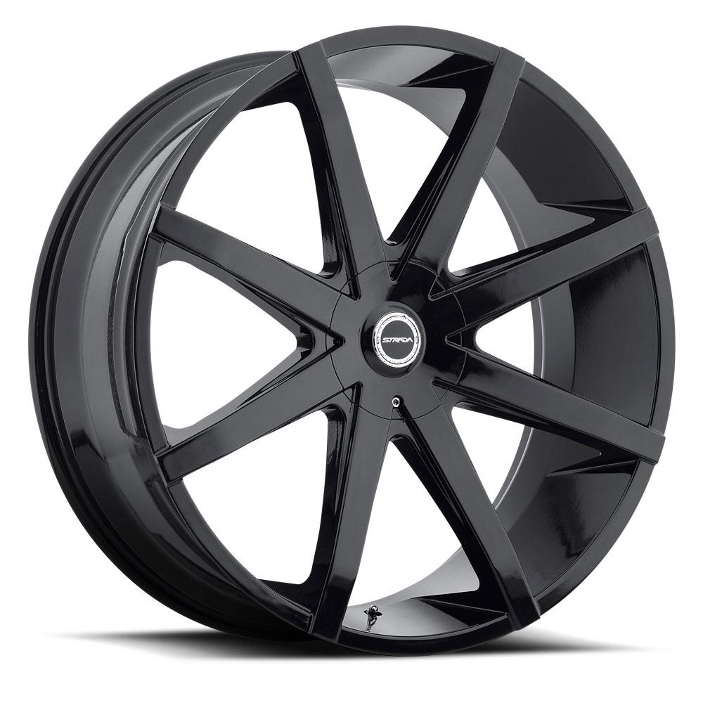 Strada Wheels Piatto Wheels | SoCal Custom Wheels