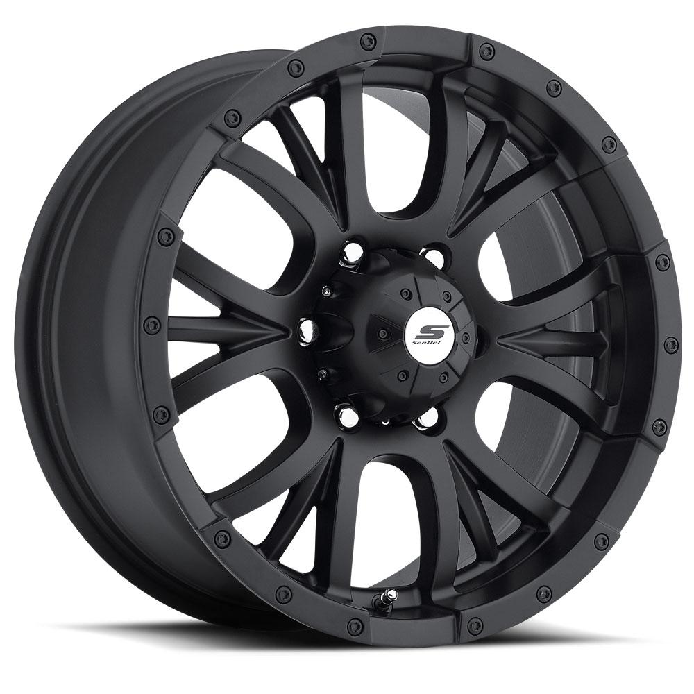 Sendel S 13 Wheels Socal Custom Wheels