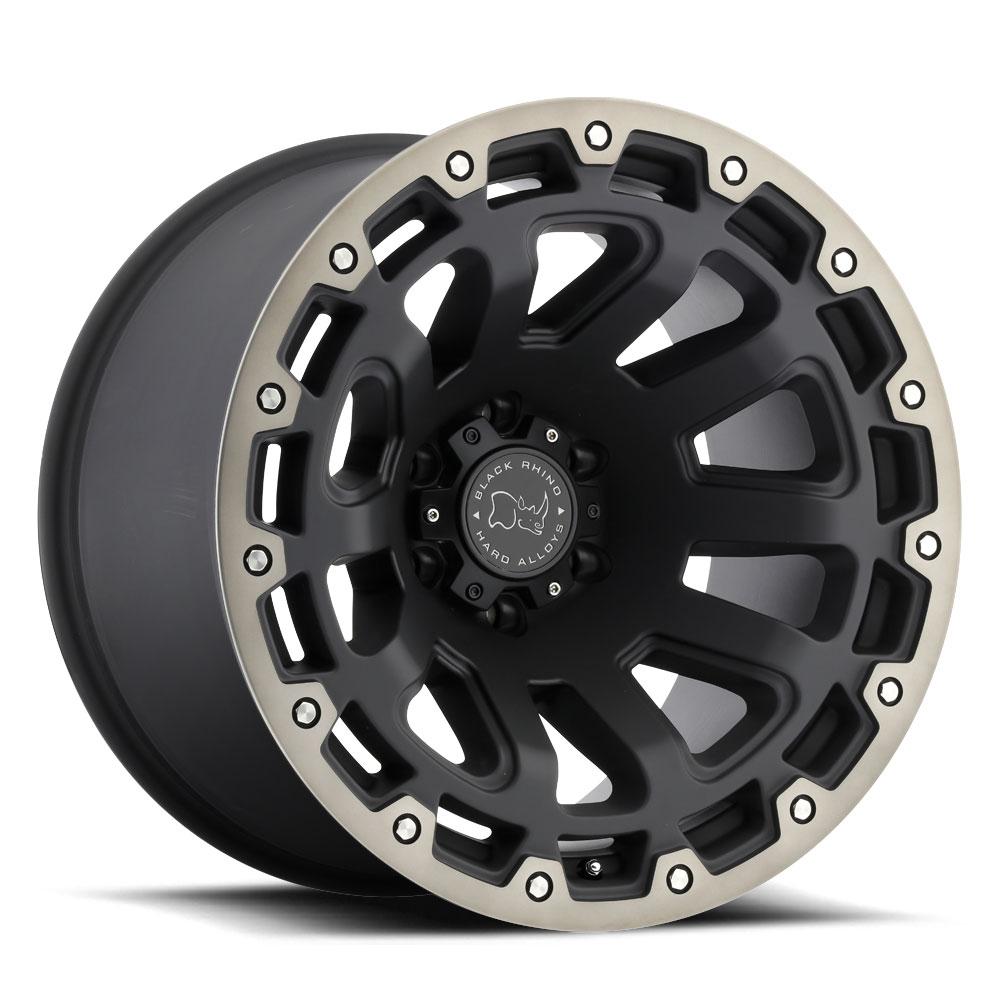 Black Rhino Razorback Wheels Socal Custom Wheels