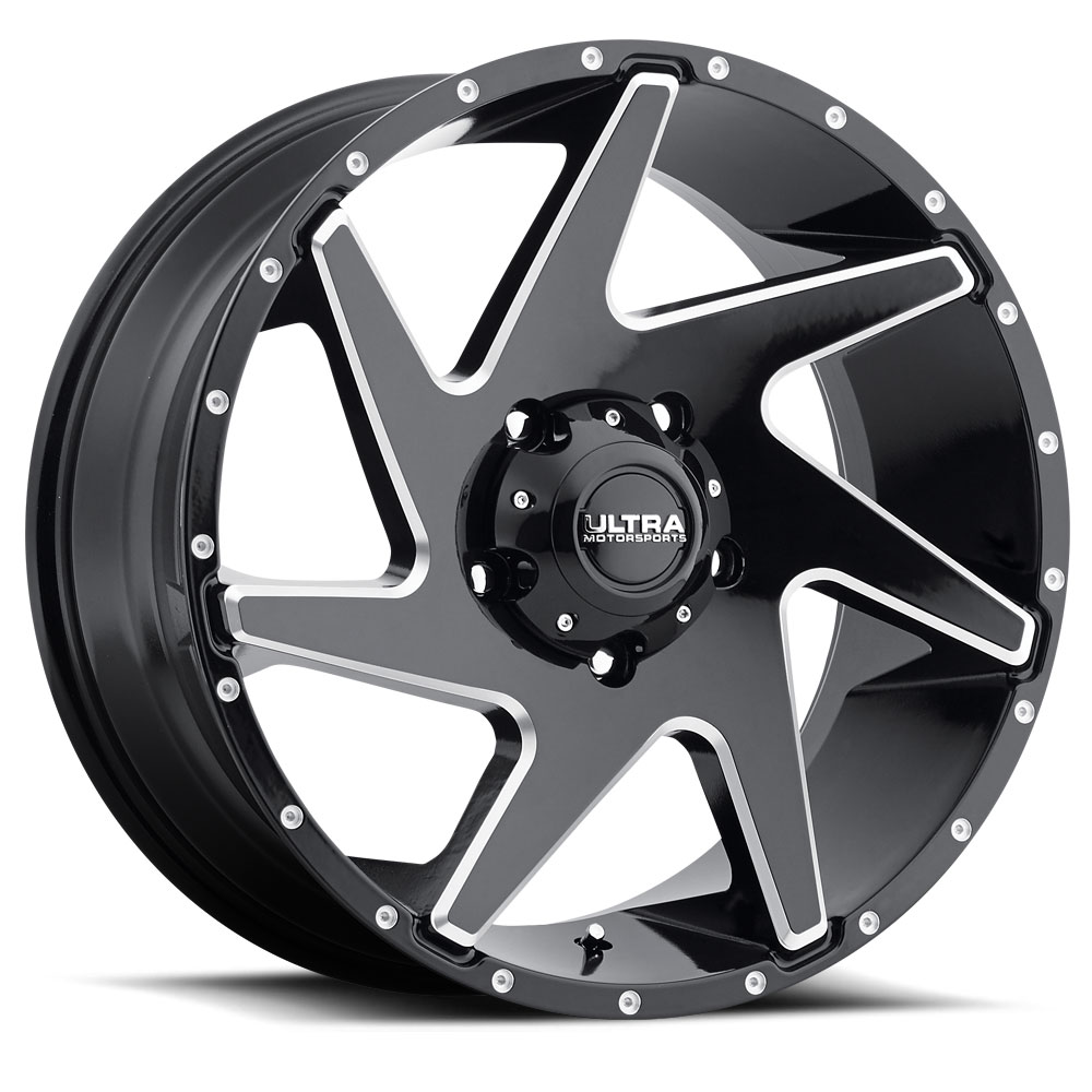 Ultra Motorsports 206 Vortex Wheels