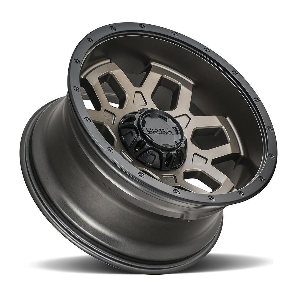Ultra Motorsports 217 Warlock Wheels | SoCal Custom Wheels