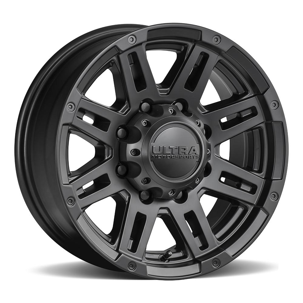 Ultra Motorsports 226 Machine Trailer Wheels Socal