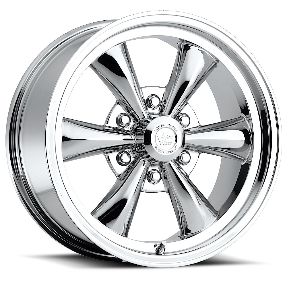 Vision Wheel 141 Legend 6 Wheels Socal Custom Wheels